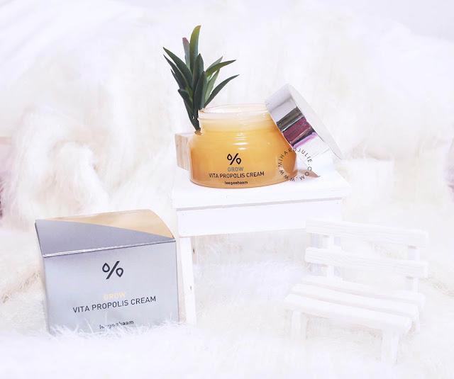 LJH Vita Propolis Ampoule and Cream korea skincare
