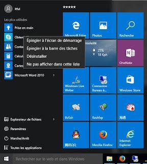 Vous aviez peut être connu les post it avec Windows 7 avec le fameux Widget que l'on installait sur le bureau ... bureau Windows 10. Comment afficher des post ...