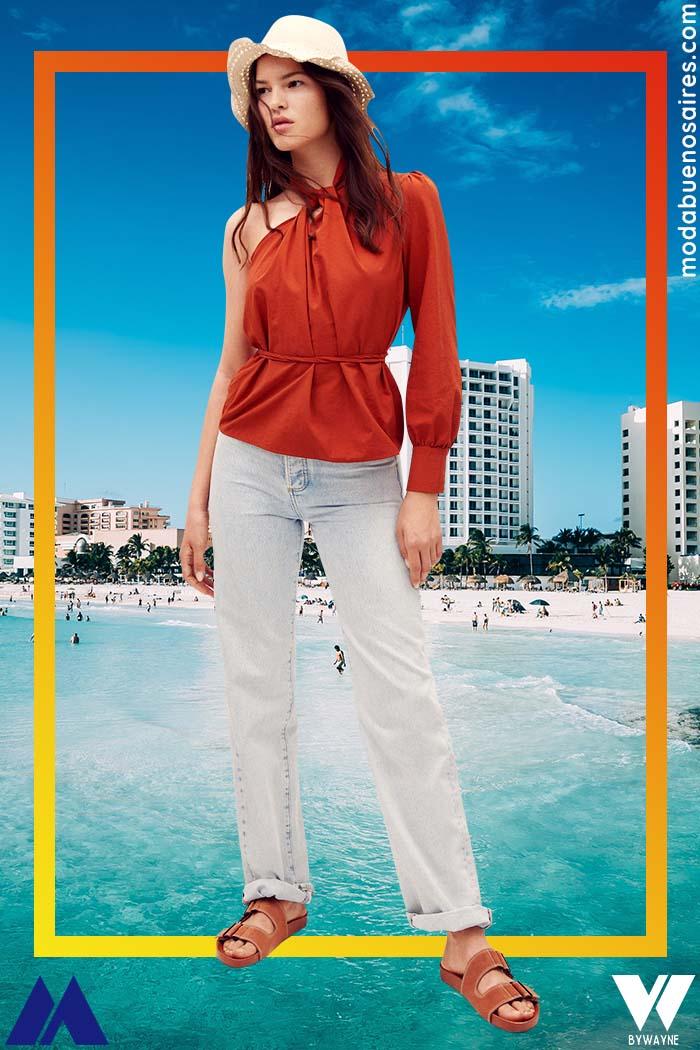 estilo urbano moda urbana mujer verano 2022