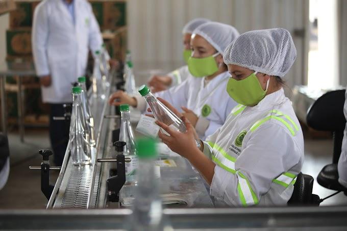 Nueva Licorera de Boyacá, NLB, una empresa que nació antes de la pandemia y con la pandemia misma se fortaleció