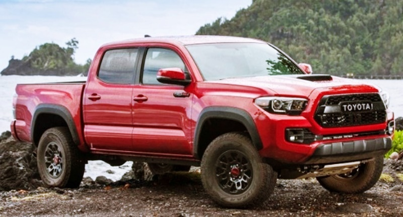 2018 Tacoma Release Date Redesign Spec Rumors