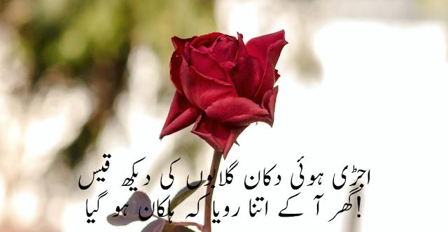 2 lines shayari in urdu