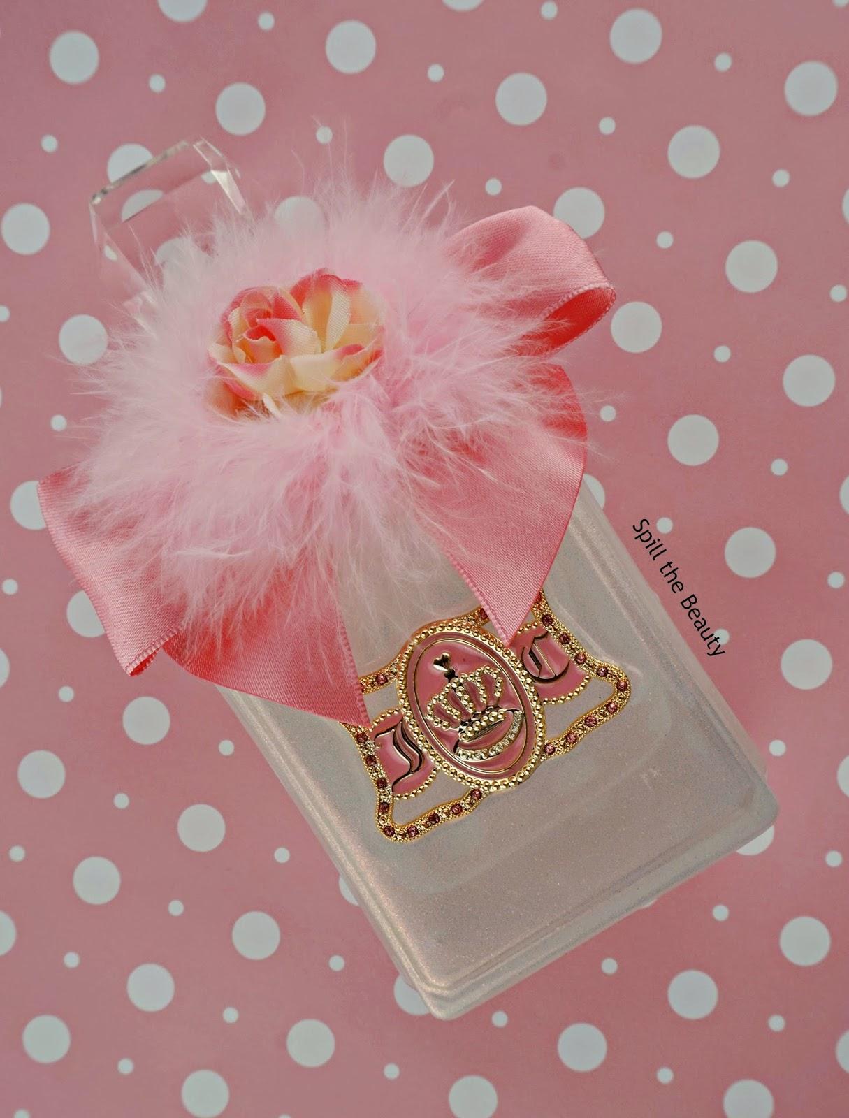 juicy couture eau de parfum viva la juicy glace review