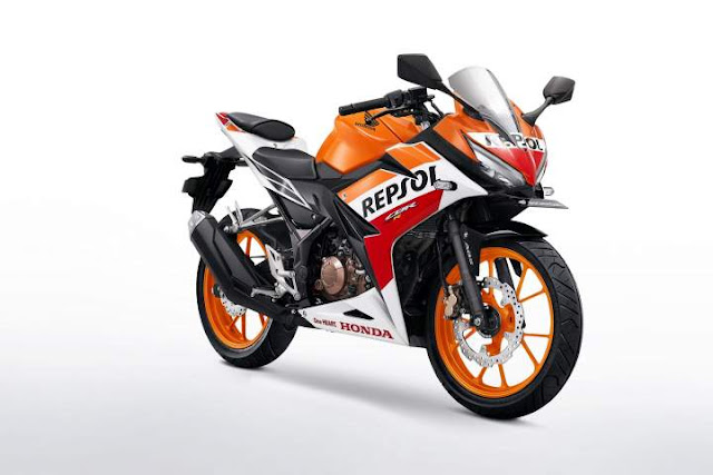 Warna CBR150R MotoGP Edition