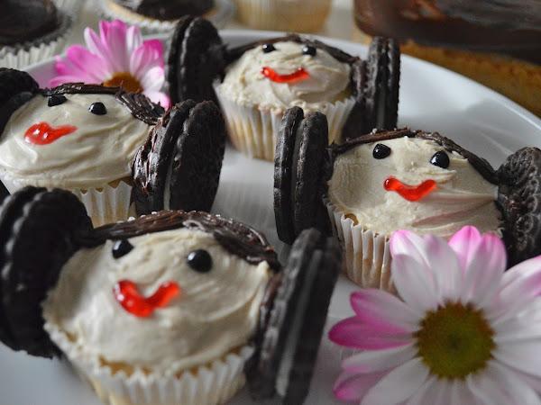 Star Wars Cupcakes - Princess Leia