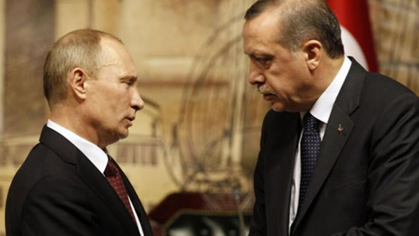 Η ακροβασία της Τουρκίας μεταξύ ΗΠΑ και Ρωσίας