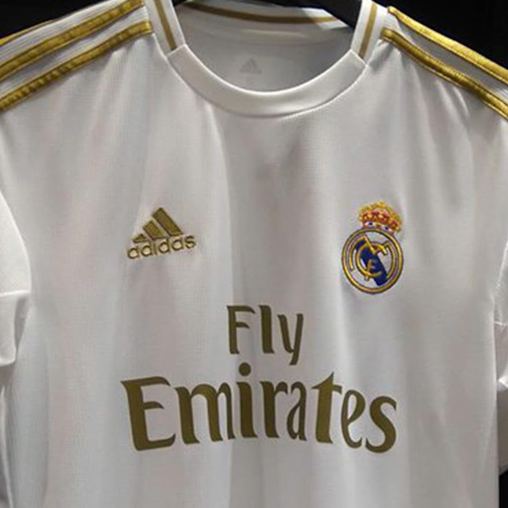 e048f5ca0a8 Real Madrid 19-20 Home