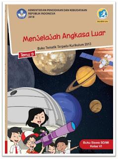download gratis buku tematik kelas 6 tema 9