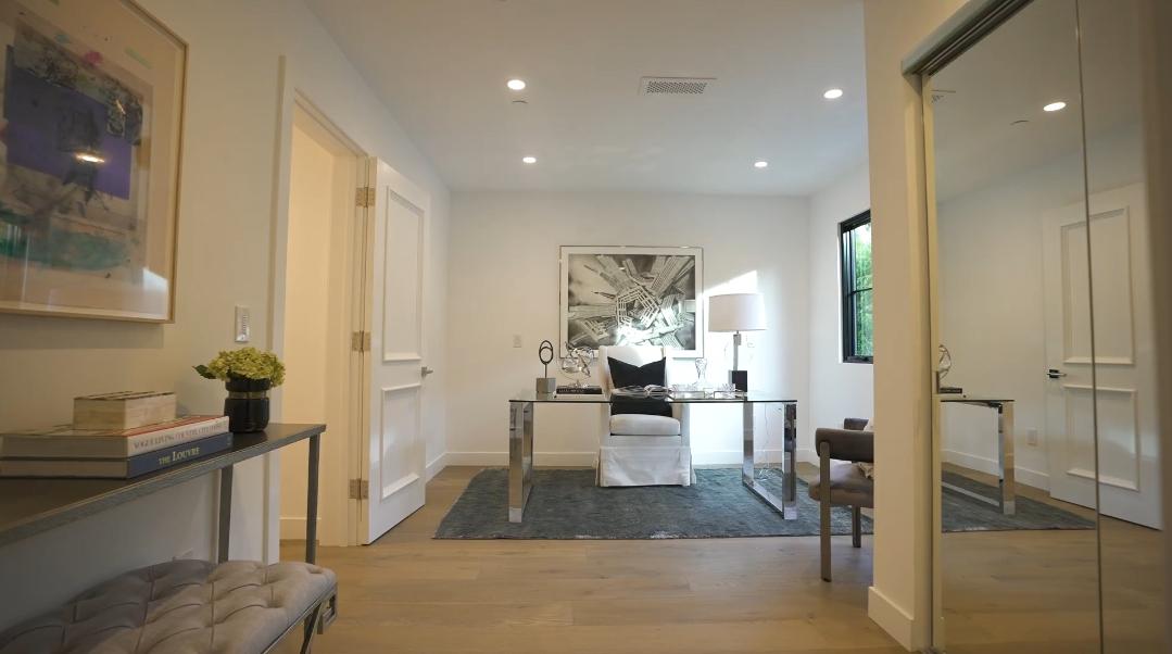 47 Interior Design Photos vs. 9607 Wendover Dr, Beverly Hills, CA Luxury Hrome Tou