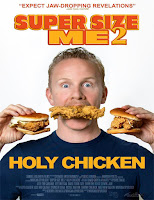 pelicula Super Engórdame 2: Holy Chicken!