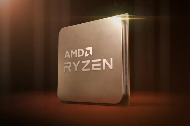 AMD dévoile ses nouveaux processeurs Zen 3 Ryzen 5000 !