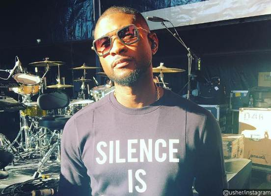 Usher On New Lawsuit-He Exposing Another Woman To STD-Herpes