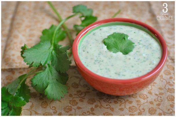 ideias molhos de salada