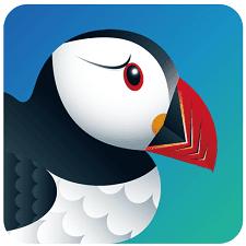Puffin Browser Pro Mod Apk Logo