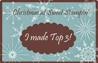 Christmas at Sweet Stampin Challenge