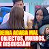 BRONCA: Vânia mandou boca ao Rui que deu murro na televisão e Lia atirou-se a ela!