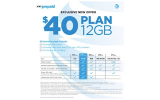 at&t-prepaid-$40-per-month-plan-new-offer