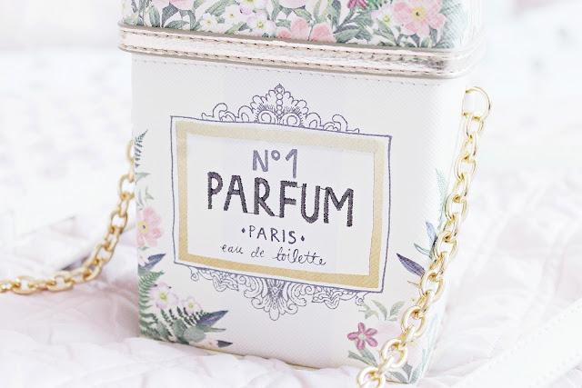 Accessorize Perfume Parfum bag
