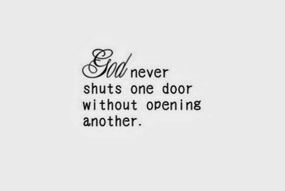 Quotes About One Door Closing And Another Opening: Quotes About God Opening Doors. QuotesGram