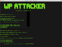 Download WP-Attacker V4