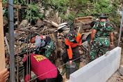 TMMD ke 112 Tahun 2021, Team Jawara Polres Cilegon Hadir Ditengah tengah Masyarakat