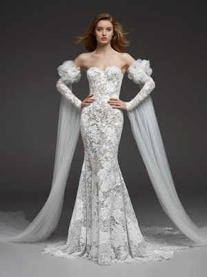 K'Mich Weddings - wedding planning - wedding dresses - carina - pronovias - fall 2019