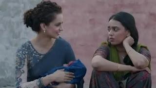Kangana Ranaut And Swara Bhaskar in Film 'Tanu Weds Manu Returns'