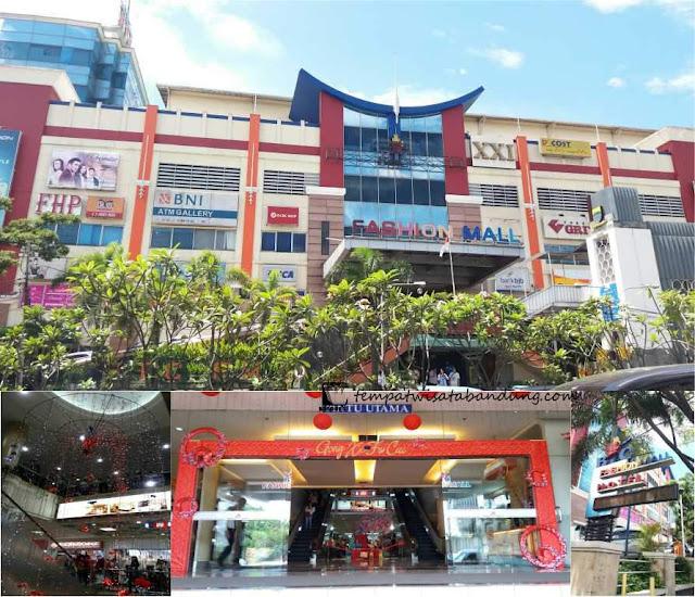 Berbagai Fasilitas di Bandung Trade Center Fashion Mall