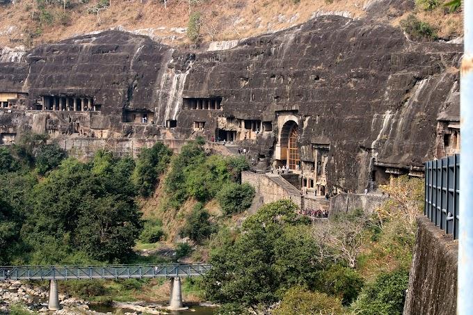 Ajanta Caves - UNESCO World Heritage Centre - UPSC