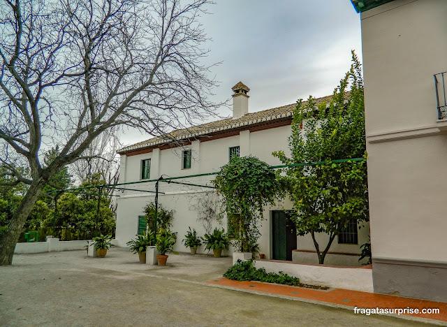 Museu Casa de Federico García Lorca, Granada, Espanha