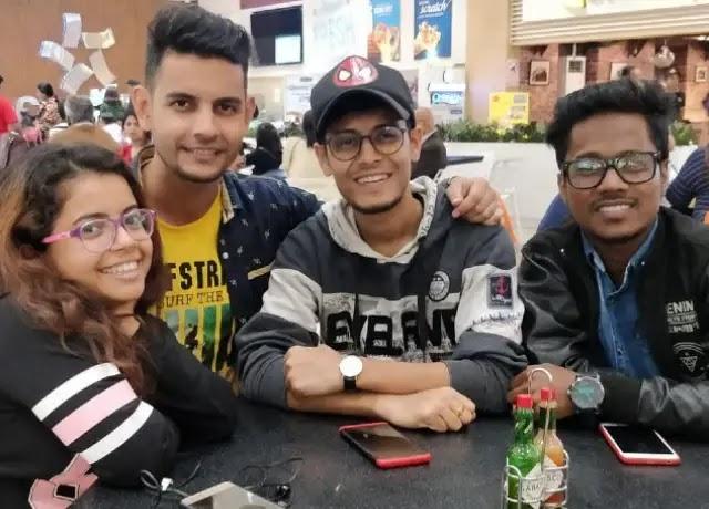 Wonder Munna with Kiran Dutta, DJ Bapon