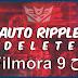 دورة إحتراف وشرح Filmora 9 تقطيع الفيديو دمج الفيديو شرح Ripple Delete Filmora