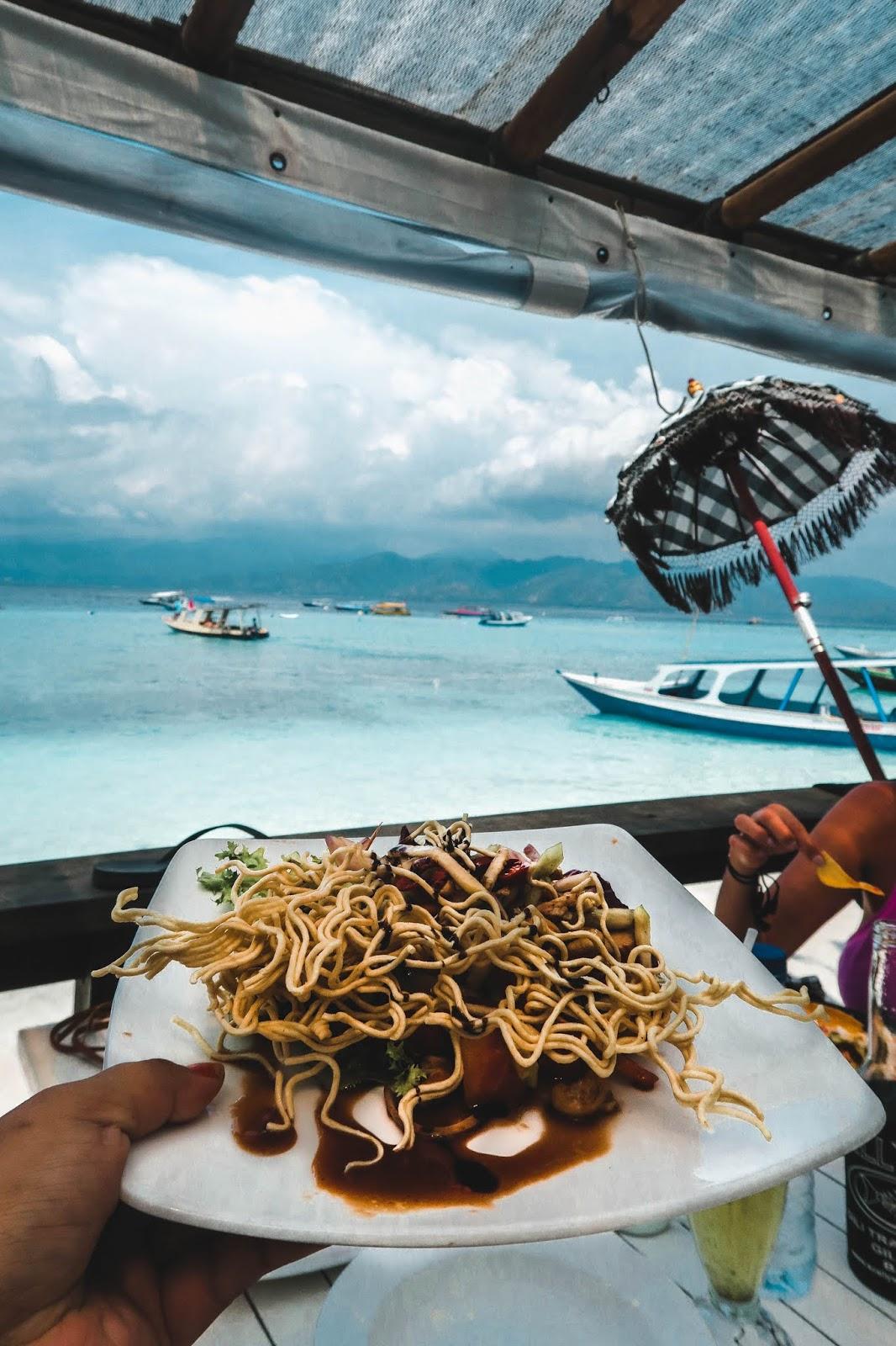 Gili Trawangan Restaurants