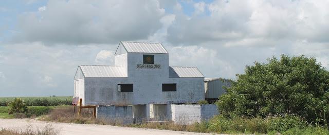 Edificios de control de aguas