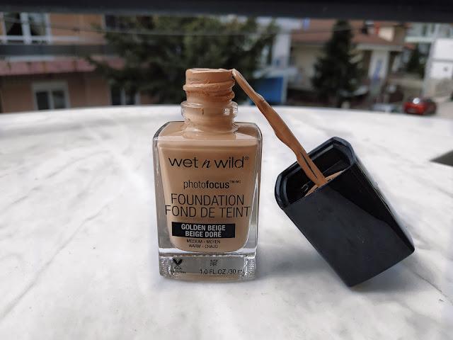 wet n wild photofocus