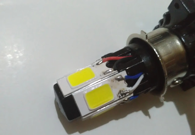 Cara Merawat Lampu LED Motor Beat