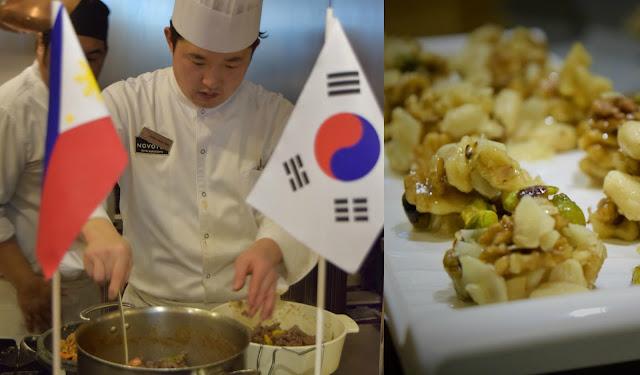 A WEEK OF KOREAN FEAST AT NOVOTEL MANILA ARANETA
