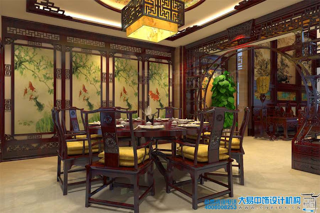 贅を極めた漆塗装が特徴の中国伝統的家具と内装がゴージャス,Gorgeous traditional Chinese furniture and interior featuring luxuriant lacquer painting,奢华的涂漆是中国传统家具和豪华内修的特色,
