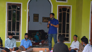Nomor 3 Pilihan Kami, Fadhil - Bachtiar Untuk Perubahan Batanghari