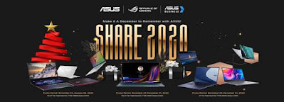 ASUS Share 2020