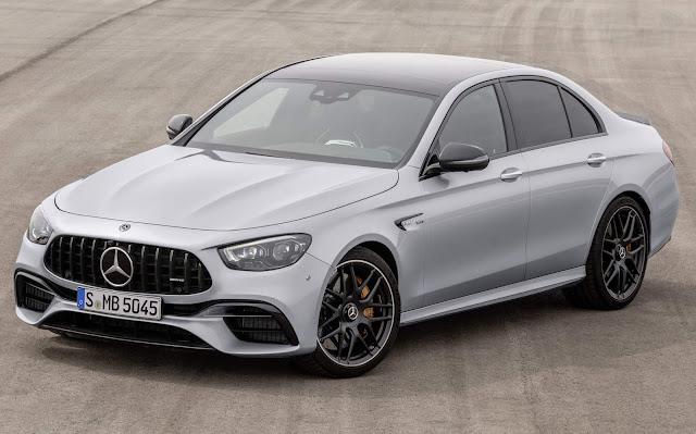 Novo Mercedes-AMG E63 2021