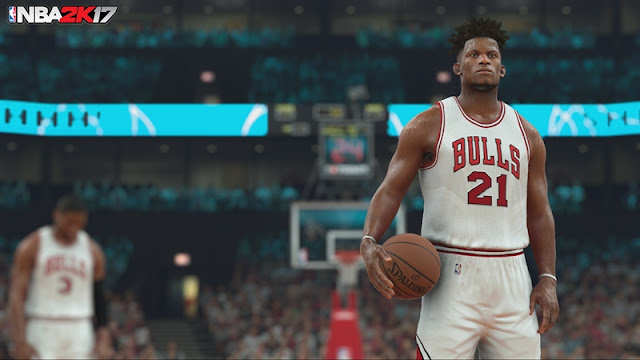 NBA 2K17 Free Download Photo