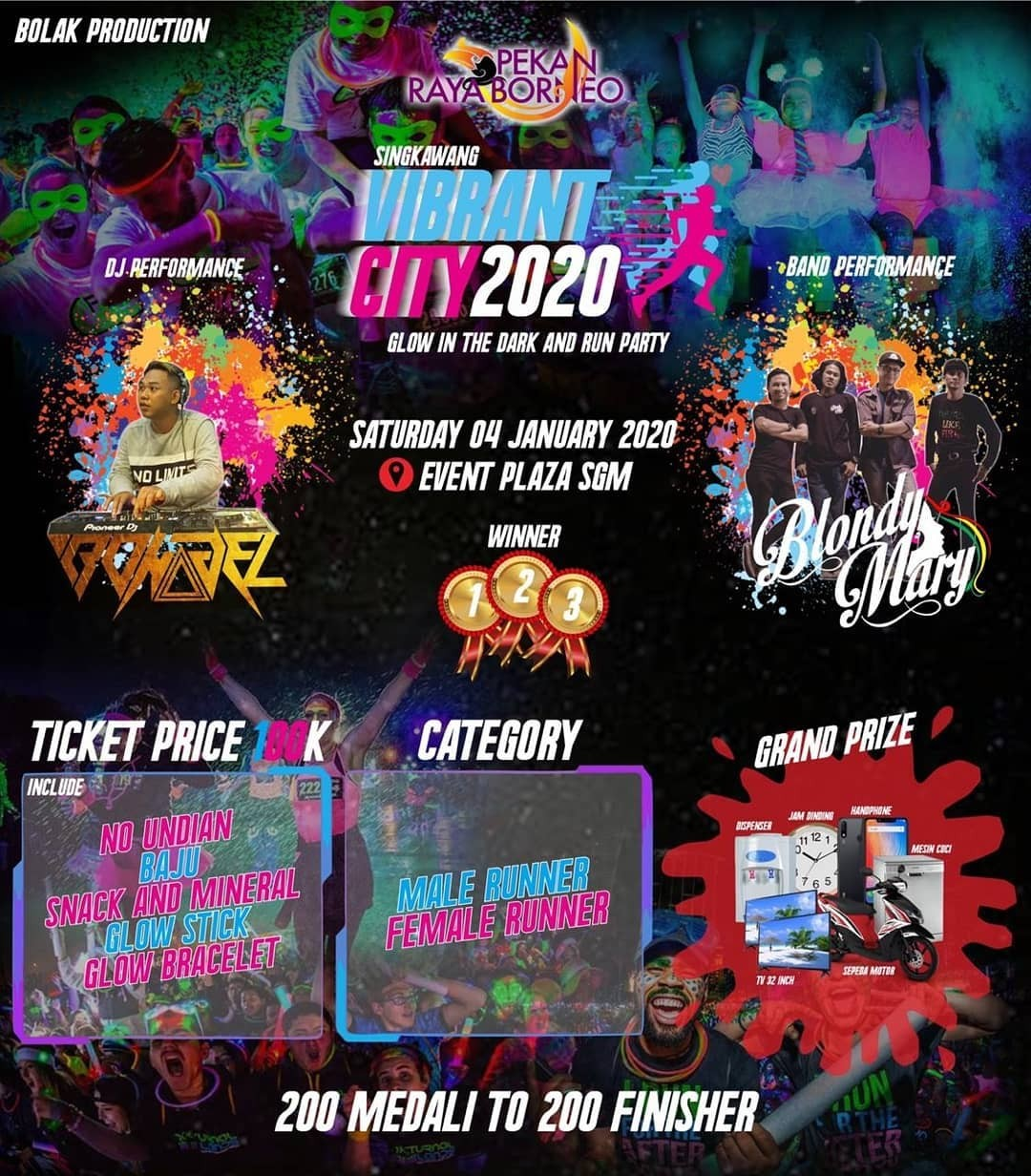 Vibrant City • 2020
