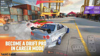 Download Drift Max Pro MOD APK + OBB v2.4.42 (Unlimited Money/Free Shopping) Versi Terbaru 2020 For Android