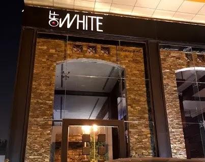 مطعم لاونج اوف وايت بالرياض