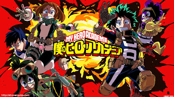 Boku no Hero Academia [15/??] [Manga] [PDF] (MEGA)