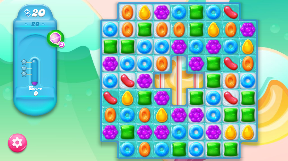 Candy Crush Jelly Saga 20