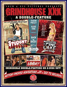 Grindhouse XXX : A Double Feature