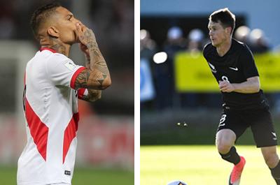 EN VIVO Perú vs Nueva Zelanda