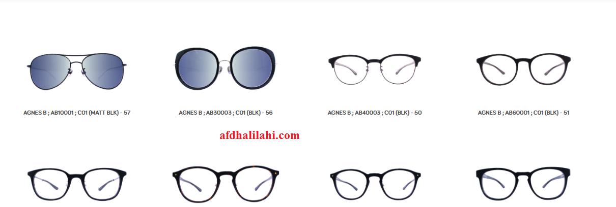 Pilihan Kacamata Berkualitas dan Pelayanan Terbaik di Optik Tunggal ... 6d23f92021